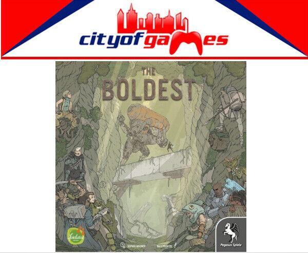 The Boldest tavola gioco Bre nuovo