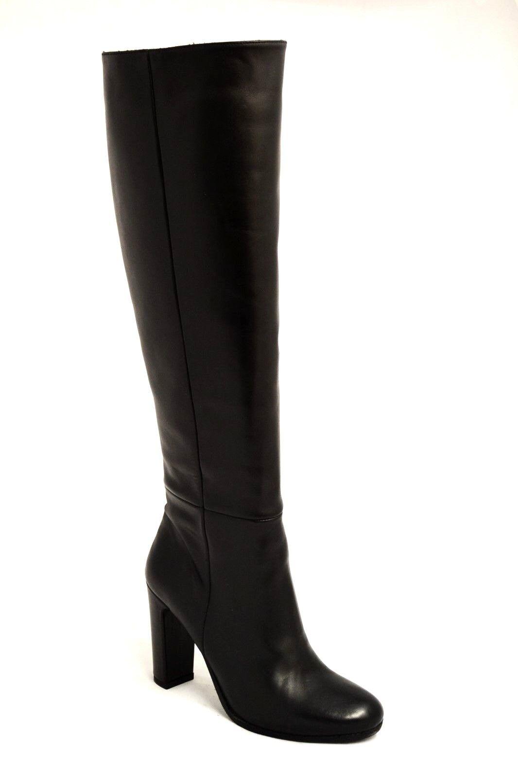 Grandes zapatos con descuento STIVALI DONNA ARTIGIANALI 100% VERA PELLE MADE IN ITALY POLPACCIO SU MISURA