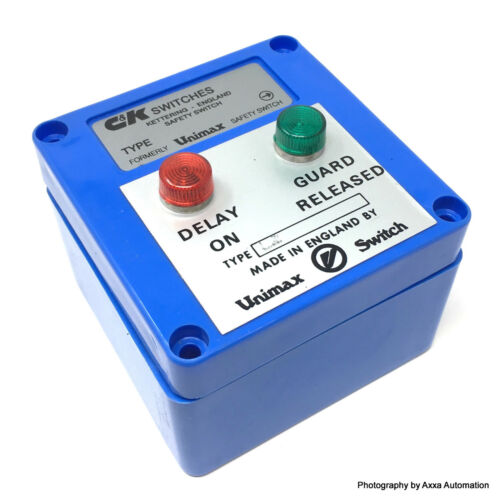 Safety Switch L2-240V C/&K Unimax SS0053