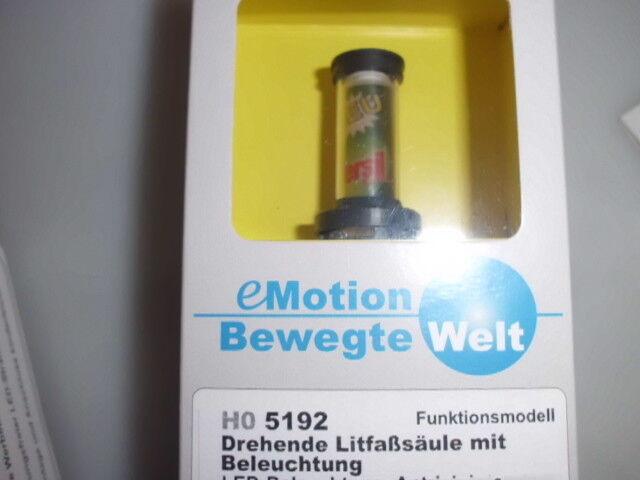 5192 5192 5192 Viessmann  E-Motion Bewegte Welt  Litfaßsäule mit Funktion  Neuware  | Spielzeugwelt, spielen Sie Ihre eigene Welt  2f9708