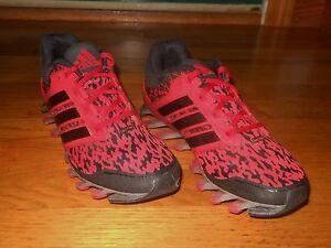 Details about RARE Adidas Springblade 2 running shoes - Kid's sz 5.5 M - EU sz 38 - Excellent