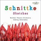Schnittke: Sketches (CD, Mar-2011, Brilliant Classics)