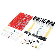 1hz 50mhz Diy Crystal Oscillator Frequency Counter Meter Digital Led Kit Sale