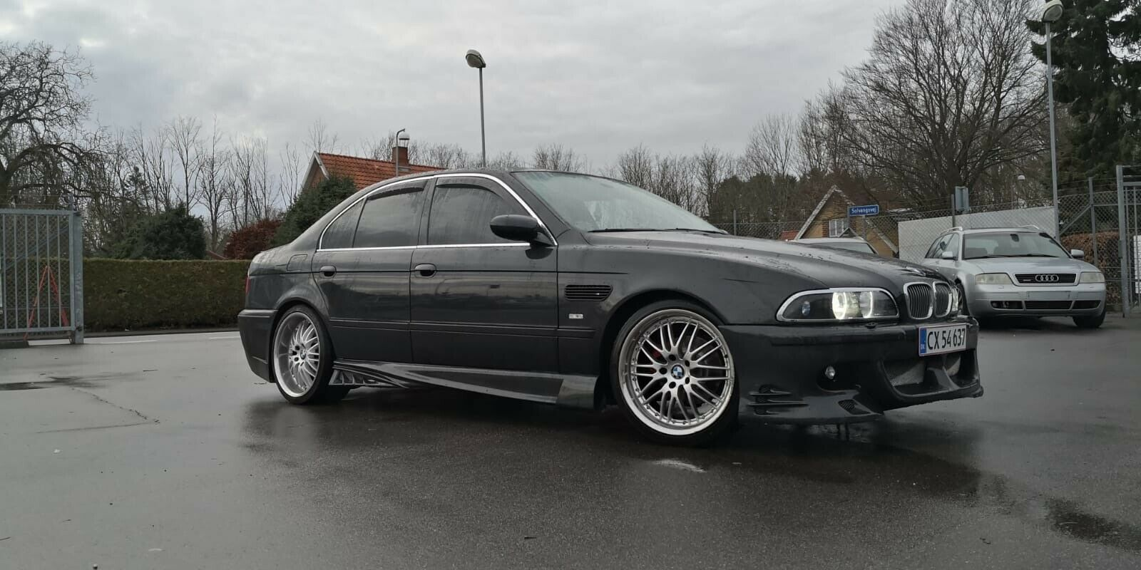 BMW 528i 2,8 Touring Steptr. 5d - 48.000 kr.