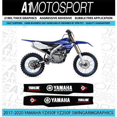D.I.D NEW SWING ARM GRAPHICS  YAMAHA YZF 450F 2010-2016 YAMAHA MAXIMA