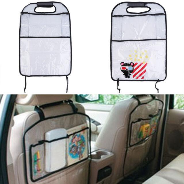 Car Seat Back Hanging Foldable Organizer Multi-Pocket Holder Storage Bag GH