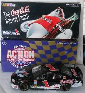 Details about  /DALE EARNHARDT JR #1 COCA-COLA POLAR BEAR 1//24 ACTION 1998 NASCAR DIECAST CWC
