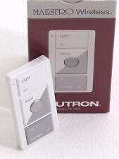 Lutron Maestro Wireless Controller Mrf2-3brl-l-wg Dimmer Switch Pico