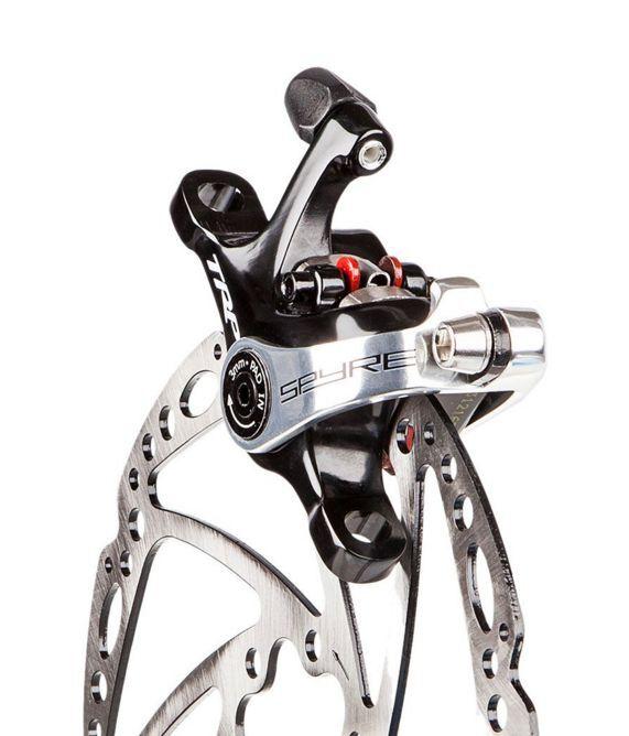 TRP Spyre - Road CX Disc Scheibenbremse mechanisch, 160mm, NEU    Sehr gute Qualität