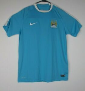 reputable site 0650b 07c45 Men's Nike Dri-Fit Manchester City FC Soccer Football Warm ...