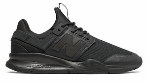 New-Balance-Male-Men-039-s-247-Adult-Lifestyle-Comfortable-Shoes-Stylish-Black
