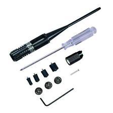Red Laser BoreSighter kit for .22 to .50 Caliber Rifles Handgun Dot Bore Sight