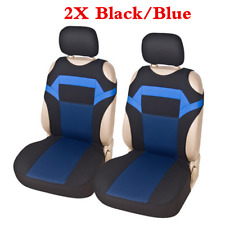 Black Lampa 54997 Front Seat Cover Polyester T-Shirt
