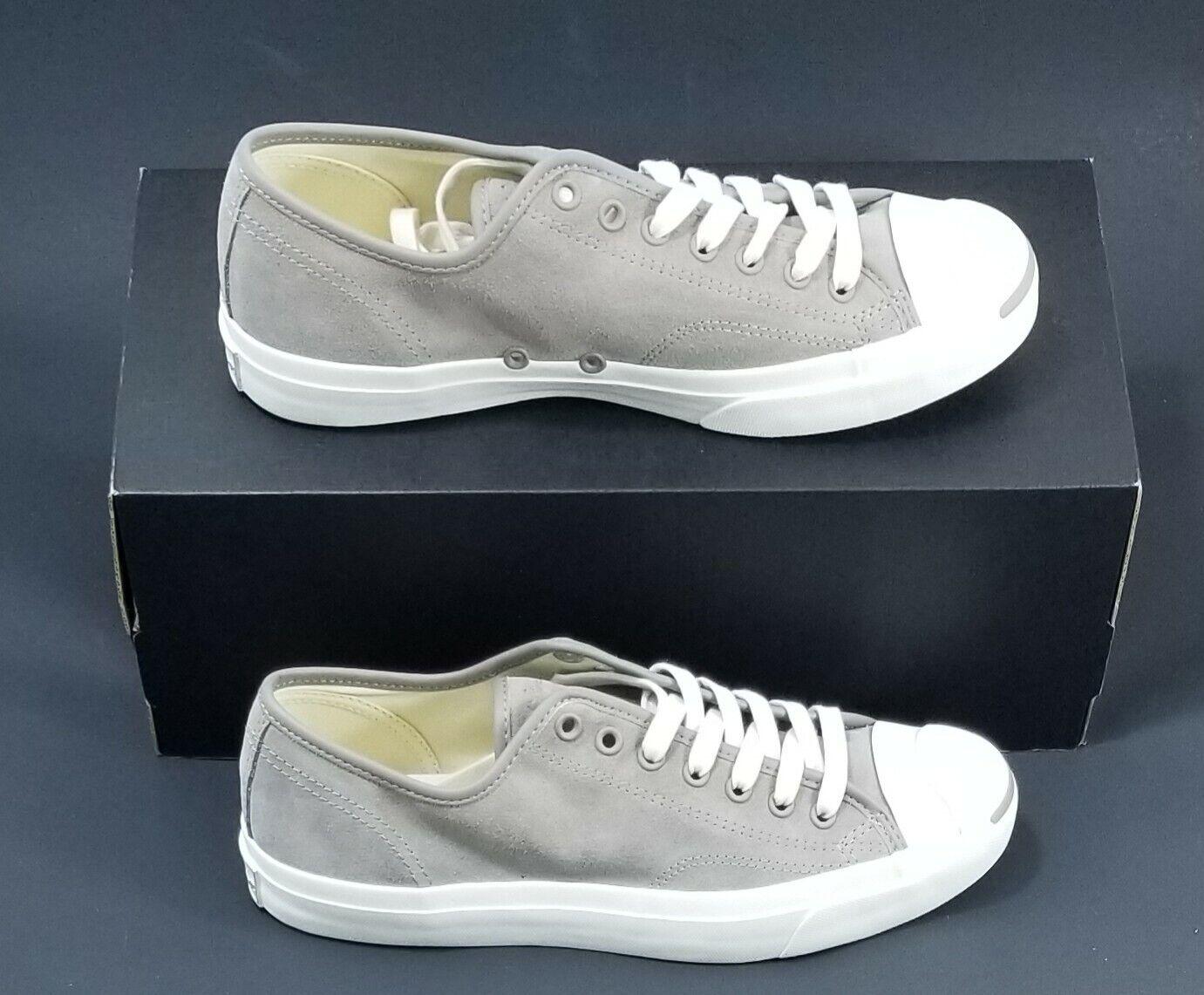 Converse Jack Purcell test de transformation lymphoblastique Ox Tan blanc Chaussures de Loisirs Hommes Taille 10 159190 C