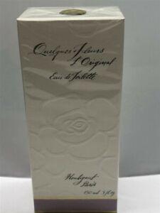 Houbigant-Quelques-Fleurs-L-039-Original-5-0-oz-150ml-Eau-de-Toilette-Splash-Sealed