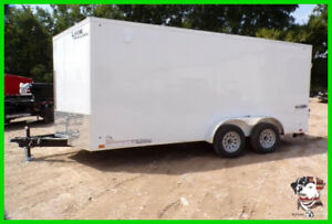 2022 Look Trailers 7 X 16 Element SE