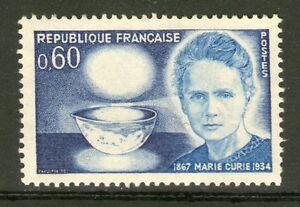 TIMBRE-1533-NEUF-XX-LUXE-MARIE-SKLODOWSKA-CURIE-1867-1934