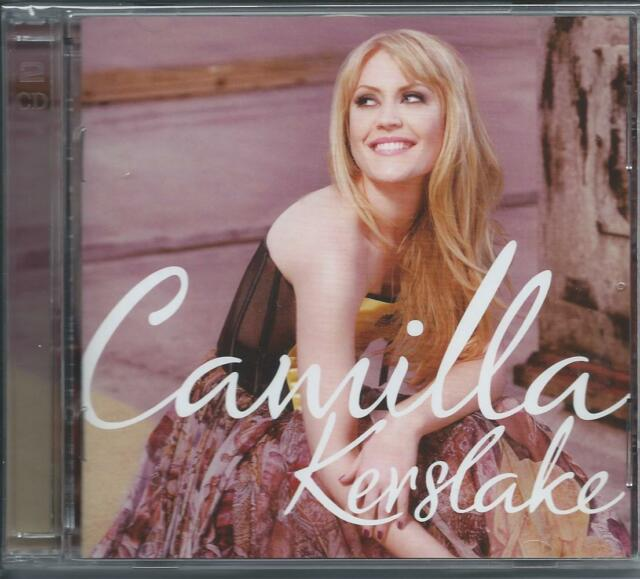 Camilla Kerslake - Camilla Kerslake (2CD 2009) NEW/SEALED