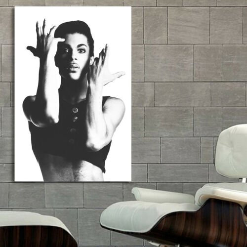 #12 Prince Rock Pop Musician Icon 40x60 inch More Sizes Large Poster