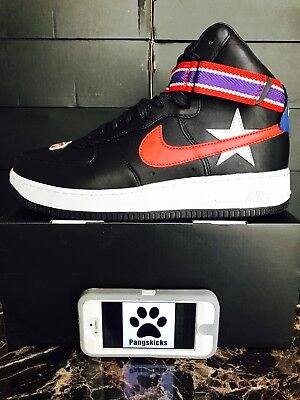 official photos innovative design huge selection of Nike Air Force 1 High NikeLab x RT Riccardo Tisci Black AQ3366-001 ...