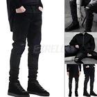 Fashion Mens Designed Straight Slim Fit Biker Jeans Pants Skinny Denim Trousers