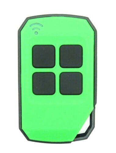 Compatible télécommande avec Novoferm MTR43-2 433.92 MHz.