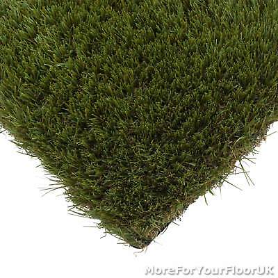 Hibiscus 42mm Realistic Artificial Grass Natural Garden Lawn Astro Turf 2m 4m 5m