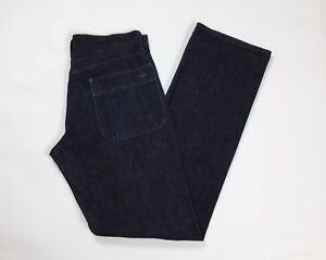 Pepe-jeans-uomo-relaxed-comodo-W34-tg-48-usati-slim-denim-boyfriend-usato-T2450