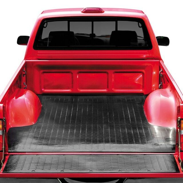Trail FX C Black 3//8 Inch Thick Nyracord Bed Tailgate Mat for Chevy Colorado