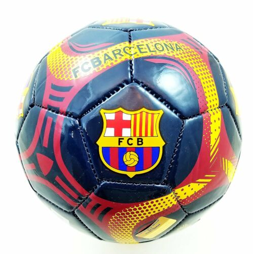 F.C Barcelona Authentic Official Licensed Soccer Ball Sizes 2-07-1