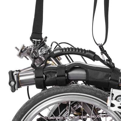 Brompton Handgrip for Folding Bike carry Bicycle Frame Handle Carrying VINCITA