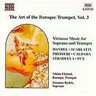 The Art of the Baroque Trumpet, Vol. 1 (1996)