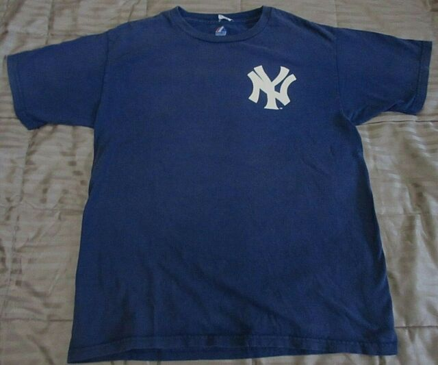 san francisco 1927f 3919a Majestic #33 Swisher Youth NY Yankees Jersey