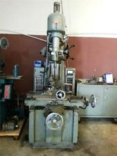 Moore 3 Jig Borer Excellent Condition Includeds Cabinet With Lots Of Tooling