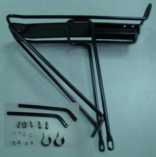 Sun Seeker Recumbent Rear Carrier Bike Rack Rr Sun Skr Ez T3 20in Aly Blk