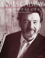 James Galway Showpieces Flute Piccolo & Piano Accompaniment Book 014029979