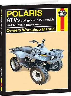 haynes service manual polaris atp 330 500 4x4 2004 05 \u0026 330 4x4 quad 2005 ebay Polaris 425 Magnum Wiring-Diagram