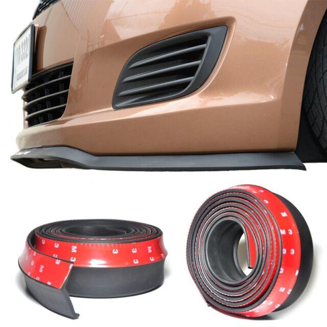 Bumper Lip Deflector Lips Skirt Spliter For Car Tuning Change Body Kit