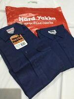 Hard Yakka Work Shirts ( Set 2 ) Size Sm - Brand - Clearance