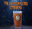 Halloween Verre Autocollants-Potion-Self Adhésif Vinyle Stickers asst pack de 6