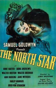THE-NORTH-STAR-1943-Drama-Romance-War-Movie-Film-PC-iPhone-INSTANT-WATCH