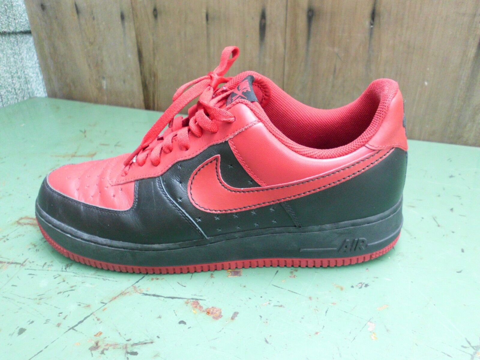 Nike Air Force AMPUTEE 1 XXV Size 11 AMPUTEE Force LEFT SHOE ONLY 6e1b53