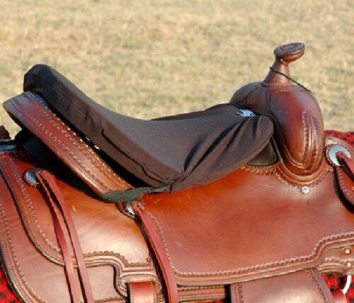 Cashel Luxe pattes Coussin Style Western Saddle Pad pour votre siège noir Trail
