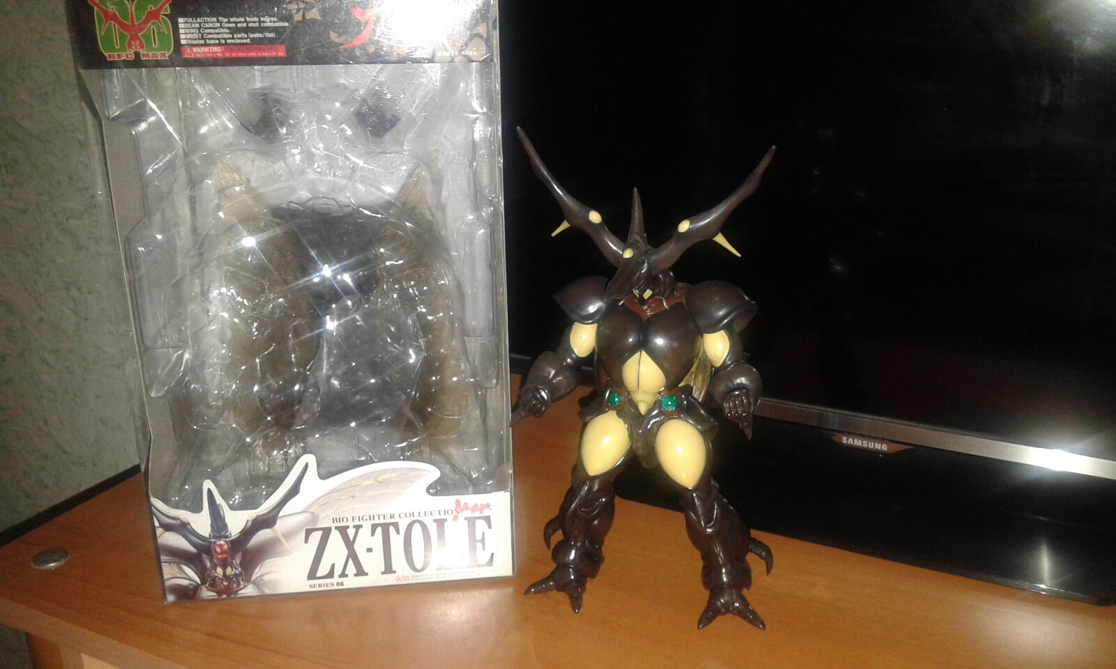 Guyver  BiocombatienteCollection Max Factory BFC06 ZXTole