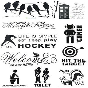 Vinyl-English-Letters-Quote-Door-Room-Window-Art-Mural-Toilet-Wall-Sticker-Decal