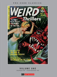 Pre-Code-Classics-Weird-Thrillers-Adventures-HC