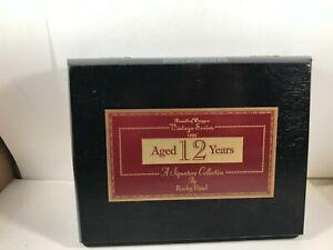 Signature-Collection-by-ROCKY-Patel-rubustos-vuoto-in-legno-Cigar-Box
