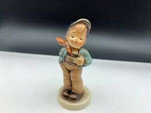 Hummel-Figurine-560-Ein-Cheerful-Fellow-3-7-8in-1-Choice-Pot-Condition