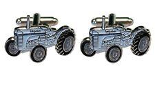 TE20 Little Grey Fergie Tractor Money Clip /& Gift Pouch