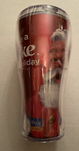 Royal-Caribbean-Coca-Cola-Cup-Tumbler-w-Lid-2012-Coke-Cruise-Lines-New-Sealed